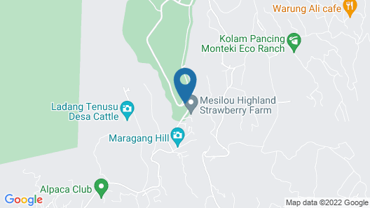 OYO 90257 Rocky Mountain Lodge Map