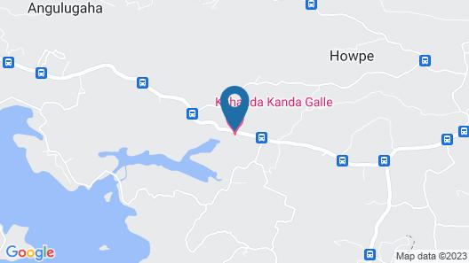 Kahanda Kanda Map