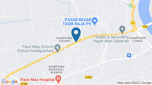 Hotel by Lawang Suites Map