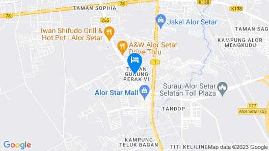 DOTA Hotel Map