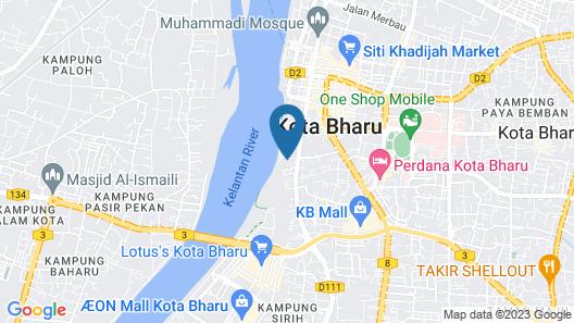 ibis Styles Kota Bharu Map