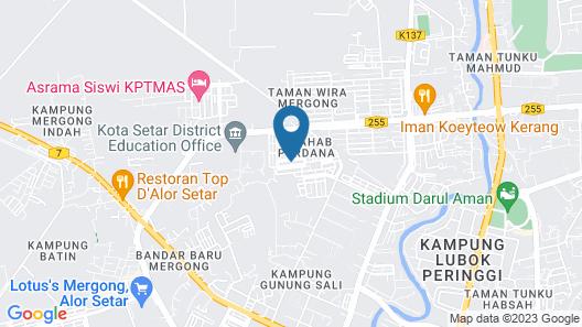 Hijrah Hotel Map
