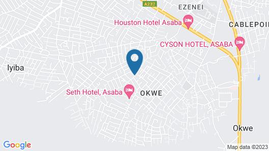 Seth Hotel - Standard Map