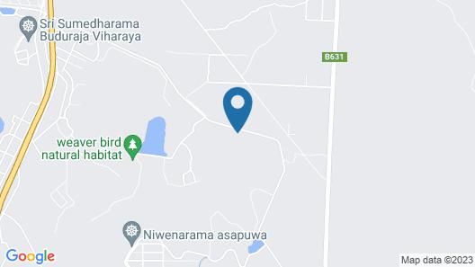Yala Eco Resorts Map