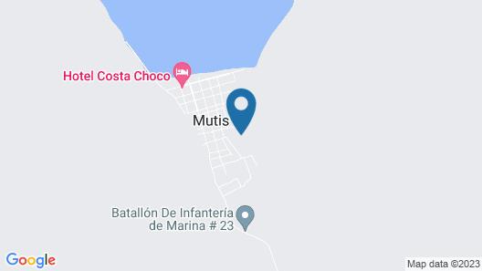 Hostal Adrimar Map