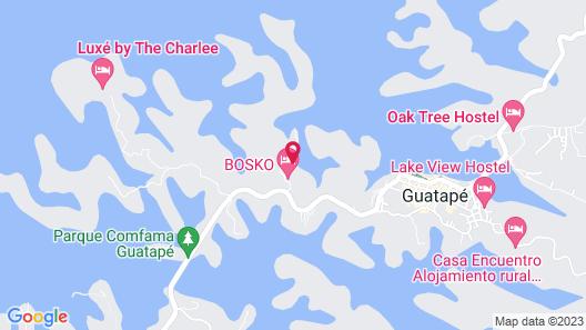 Bosko Map