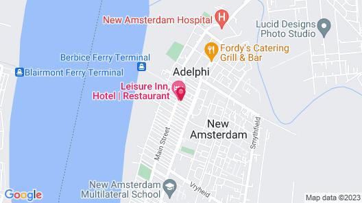 Leisure Inn Map