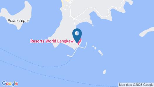 Resorts World Langkawi Map