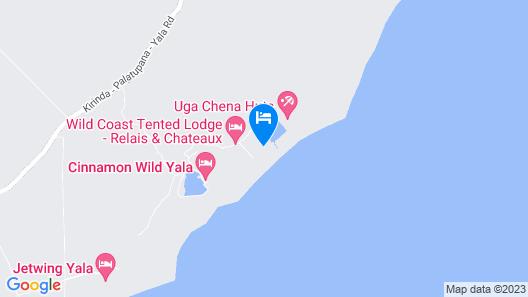 Jetwing Yala Map
