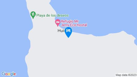 Posada Linda Judith Map