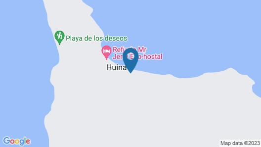 Playa de Oro Lodge Map