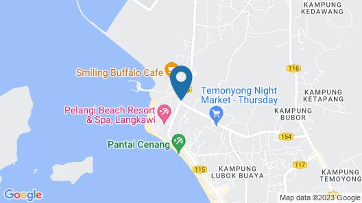 Telaga Terrace Map