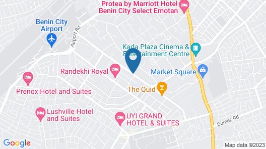 Limoh Suites Map