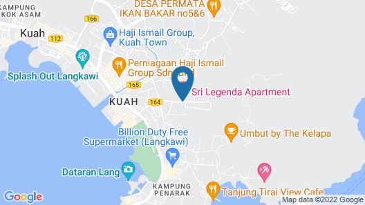 Condo Asia Map