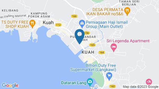 JC Space Capsule @ Maha City - Hostel Map