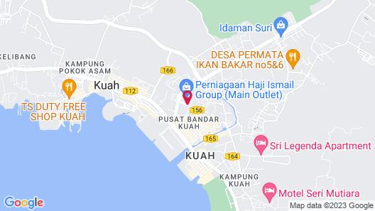 HIG Hotel Map