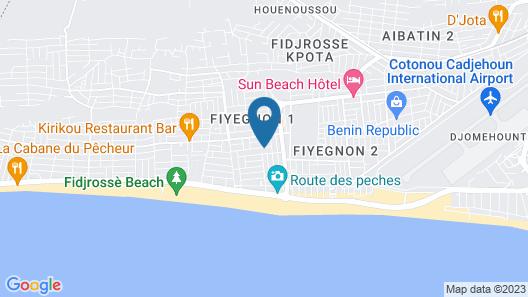 Residences Easy Hotel Map