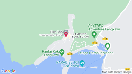 GeoPark Hotel Map