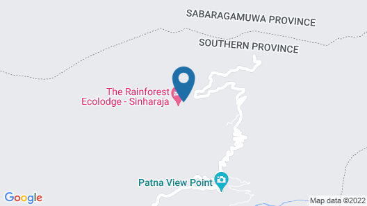 Patana holiday home Map