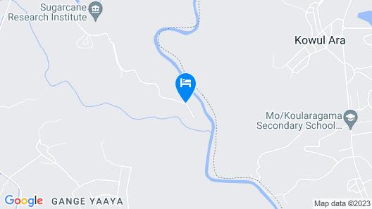 Master Campers Lanka Map