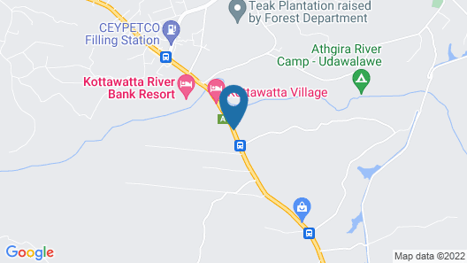 Kottawatta Village Map