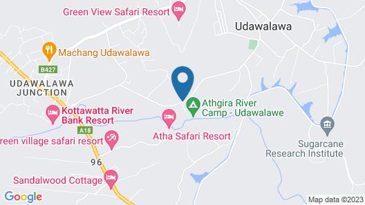 Athgira River Camp Map