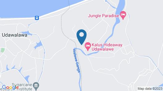 Wild Trails Udawalawe Map