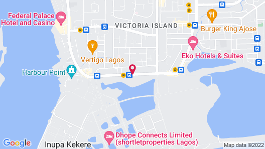 BWC Hotel Map