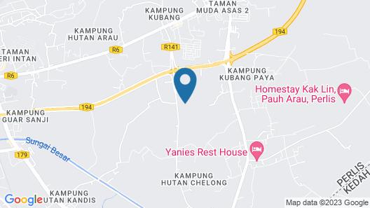 OYO 90004 Sri Pauh Natural Motel Map