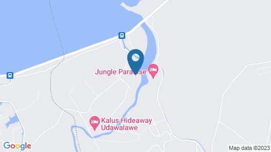 Hantara Udawalawa Map