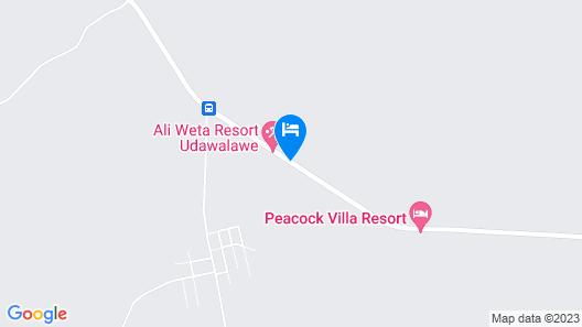 Sihilro Regency Map