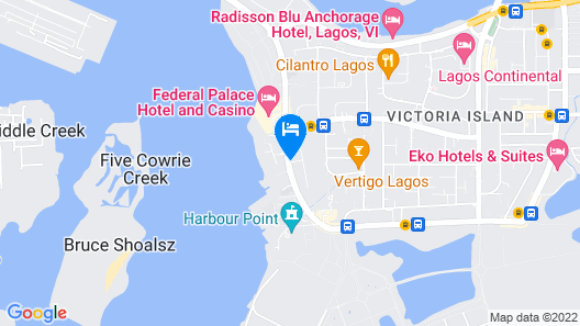 Morning Side Suites Map
