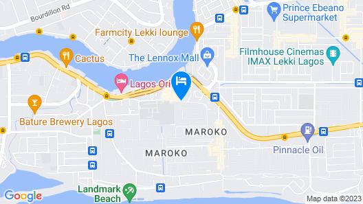 21st century apartment Map