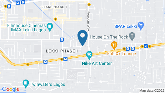 Box Residence Hotel & Apartment Map