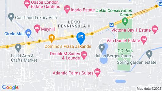 Billion Kitchen Map
