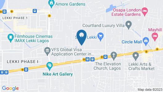 Madiba Court Map