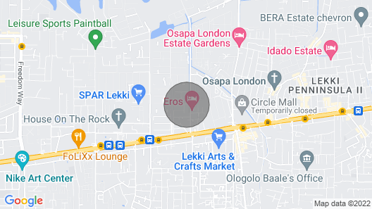 Lovely 4 bedroom semi duplex Map