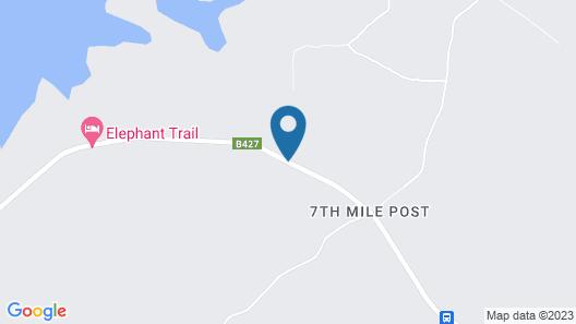 Elephant Rest Udawalawa Map