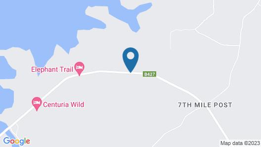 Hotel Walawa Break Map
