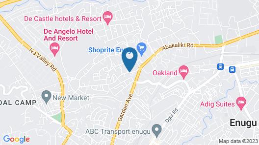 Bontera Suite Map