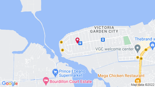 2 bedroom vacation home in VGC Map