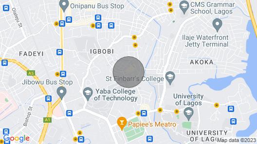 Private Room for Comfort at Sangotedo Ajah Lekki Epe Expressway Lagos Map