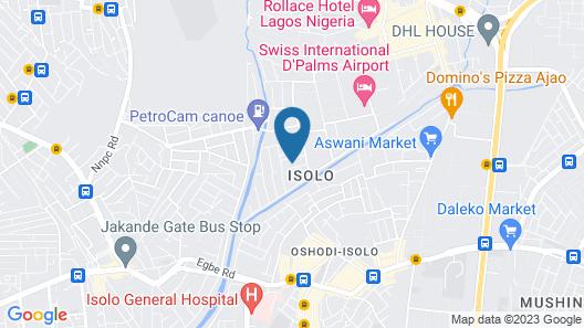 Richanthonio Suites Map