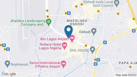 JOYGATE HOTEL & SUITES Map