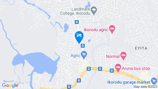 Jinsaab Inn Map