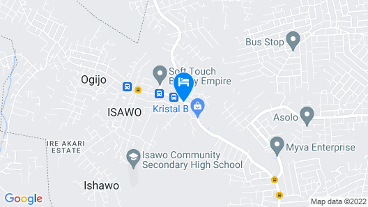Allonze Hotel Map