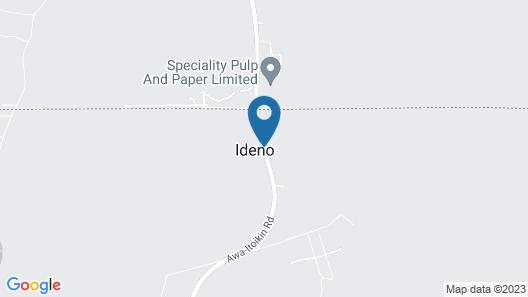 Holis Resort Map