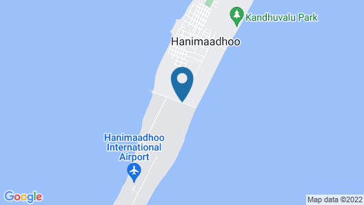 Himeyn Beach Retreat Map