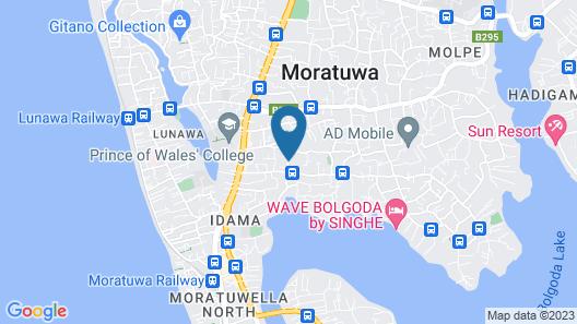 Samansion Vila Map