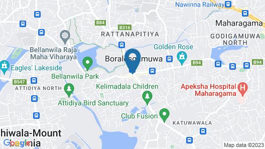 Atrium Map